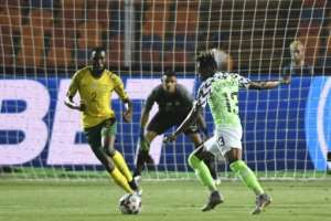Samuel Chukwueze has made two starts and two substitute appearances in Nigeria's five games in Egypt.  By Khaled DESOUKI (AFP/File)