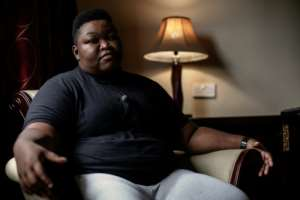 Sammy McJessie, a lesbian who is also intersex, said everyday tasks in Malawi were like walking on eggshells.  By GIANLUIGI GUERCIA (AFP)