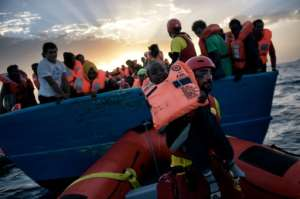 Sea rescues paradoxically encourage migration and benefit smugglers who load up rickety boats and abandon them once in international waters.