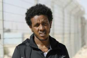 Shishay Tewelde Medihin, 24, plans to stay in prison rather than face deportation from Israel