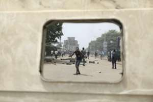 Since September last year, hundreds of thousands of Togolese have staged regular protests across the country calling for Gnassingbe to step down.  By YANICK FOLLY (AFP/File)
