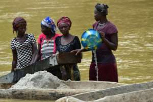 Sierra Leone wants to crack down on violence against women, particularly sexual agression and rape.  By ISSOUF SANOGO (AFP/File)
