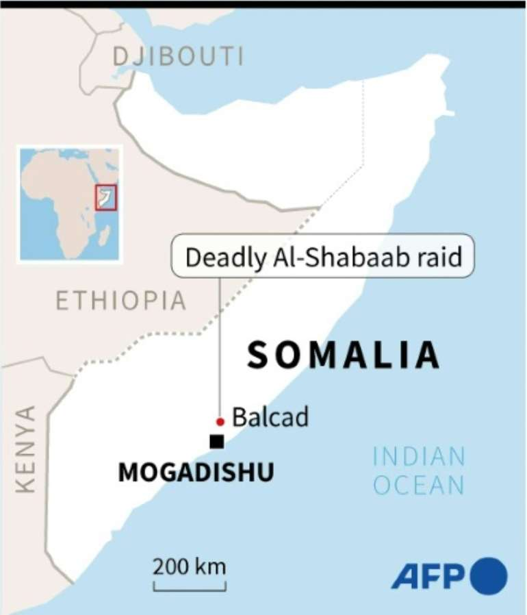 Somalia.  By AFP (AFP)