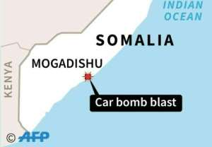 Somalia unrest.  By  (AFP)