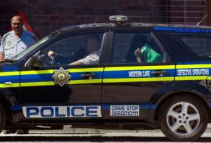 South African police often come under fire for failing to tackle rising crime levels but they say they need at least 62,000 more officers.  By - (AFP/File)