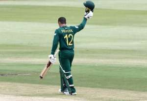 South Africa's Quinton de Kock is a key man at the top of the batting order. By Anesh Debiky (AFP/File)