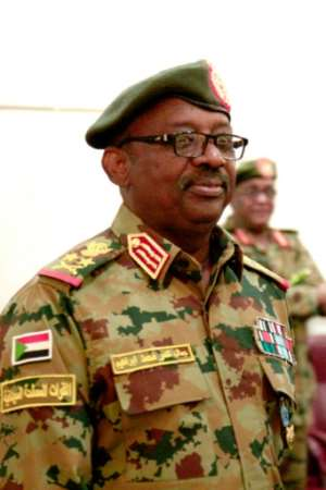 Sudanese Defence Minister Jamal al-Din Omar had expressed confidence before his death that the peace talks on ending the country's muliple ethnic minority rebellions would bear fruit.  By Ebrahim HAMID (AFP/File)