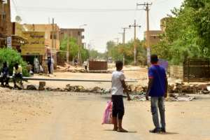 Sudanese protest leaders say 118 people have been killed since June 3.  By - (AFP)