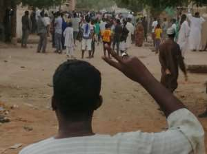 Sudanese protesters accuse the government of economic mismanagement.  By - (AFP/File)