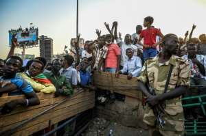 Sudanese protestors have demanded the ruling military council make way for civilian rule. By OZAN KOSE (AFP)