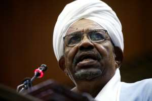 Sudanese President Omar al-Bashir has been defiant in the face of the protests that erupted over a December decision to triple the price of bread. By ASHRAF SHAZLY (AFP)