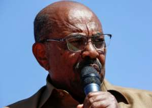 Sudanese President Omar al-Bashir has ruled for three decades but faces one of his most serious challenges in the protests.  By ASHRAF SHAZLY (AFP)