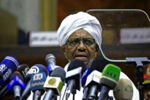 Sudanese President Omar al-Bashir hit out at alleged efforts to