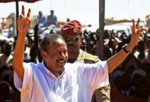 Sudan's new prime minister Abdalla Hamdok is a well-respected economist.  By ASHRAF SHAZLY (AFP/File)