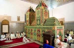 Sufism, a mystical strand of Islam with millions of followers, breaks with Salafism, Wahhabism and other austere interpretations of Sunni Islam that view the reverence of saints as heresy.  By FADEL SENNA (AFP)