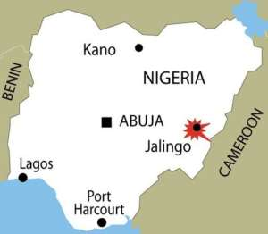 No one has yet claimed the attack, which happened in the Taraba state capital Jalingo.  By  (AFP/Graphics)
