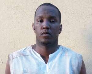 Suspect: Fawaz Ould Ahmed.  By STRINGER (AFP/File)