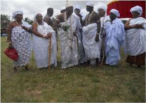 Afrikania Mission straightens record on Trokosi