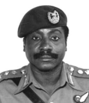 Fredrick William Akwasi Akuffo
