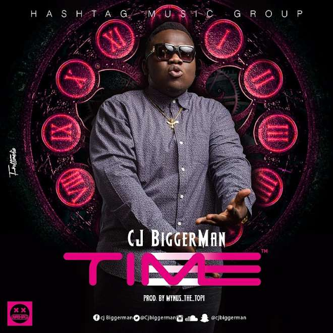 album art cjbiggerman time