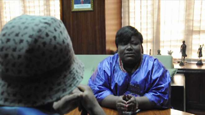 ANAS PRESENTS FINDINGS TO THE MINISTER