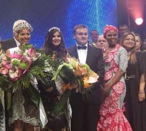Miss Zambia UK Wins World Title