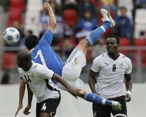 PASTORS FEUD,GHANA IS DEFEATED IN AN INTERNATIONAL SOCCER FRIENDLY MATCH,LESSONS FOR EVERYONE