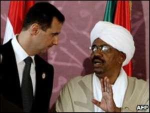 Arab leaders back 'wanted' Bashir