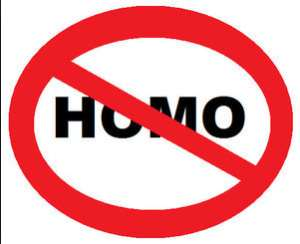 Homosexuality Is Sacrilege…