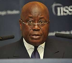 Nana Addo wants to show example of his abhorrence for politics of insults beyond words