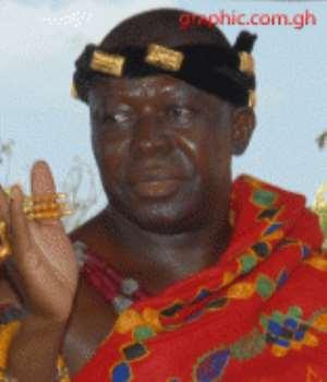 "Hail the Asantehene, now ""King of Kings"" of Africa! (Part I)"