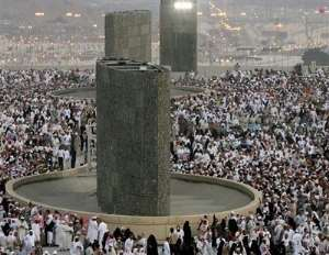 Reflections, Projections And Safety In Hajj