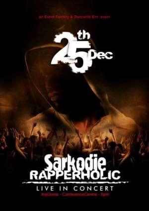 Sarkodie Rapperholic – Live In Concert'
