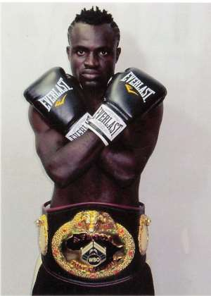 'Now or Never' on Saturday, May 26, as Bukom Tsatsu mounts the ring
