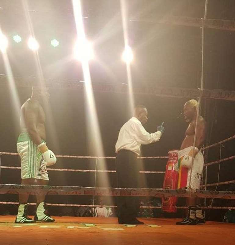 Bukom Banku Knocked Out Ayittey Powers 2