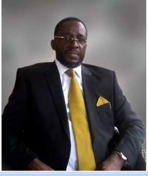 "Mr Jude Adu-Amankwah popularly known as ""Bundo"""