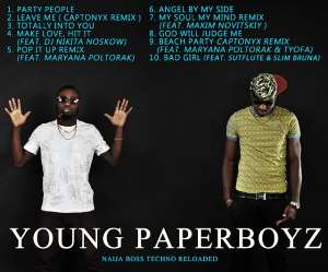Young Paperboyz Release New Album,