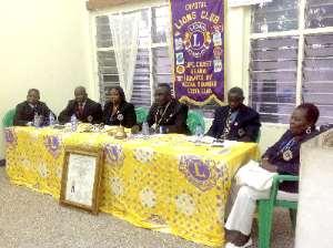 Baaba Hudson chairs Lions Region 34