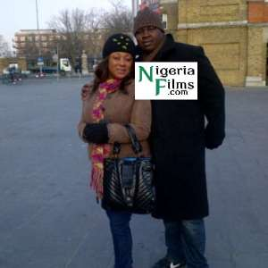 THE UNTOLD STORY OF HOW LONDON BIG BABE,YETUNDE ODUWOLE FINALLY HOOKED BABA TEE