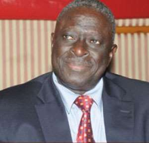 Government announces P.V. Obeng's death