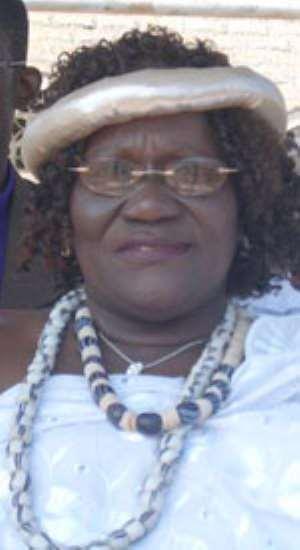 Theresah Amarley Tagoe, former MP for Ablekuma South