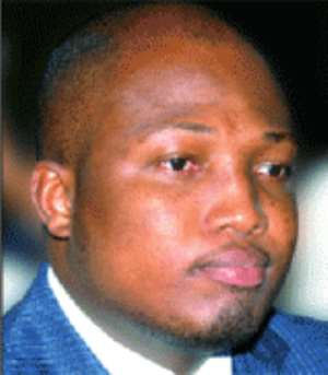 Mr Samuel Okudzeto Ablakwa - Will make revealing angle to the judgement debt saga Monday.
