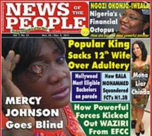 Three Months After Marriage, Mercy Johnson Goes Blind…