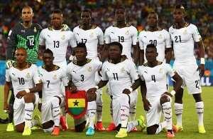 Ghana will play Rwanda this afternoon
