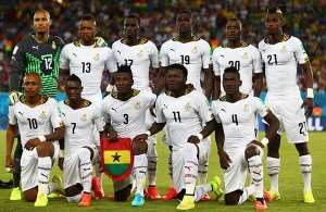 Ghana will play Rwanda this afternoon