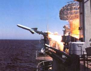 In war and Peace Invincible at Sea: Bangladesh Navy (Photo: Missile firing form BNS Osman)