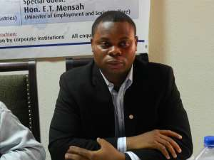 CHRAJ Boss Not The Only Prey...There're Equally Bigger Fishes Out There—IMANI CEO