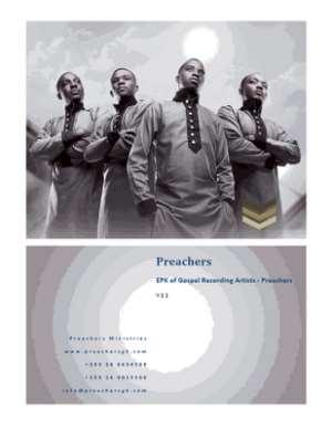 Complete Profile: Preachers