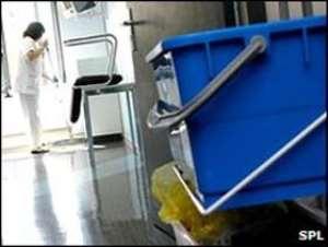 Disinfectants 'train' superbugs to resist antibiotics