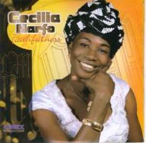 Cecilia Marfo has seven nominations